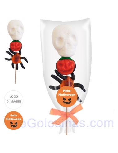 PINCHO CHUCHES HALLOWEEN personalizable