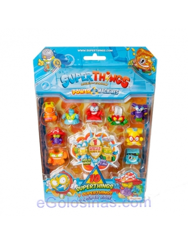BLISTER GOLD FIGURINE MACHINE SUPERTHINS
