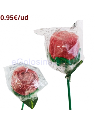 ROSAS GELATINA 18uds COOL CANDIES