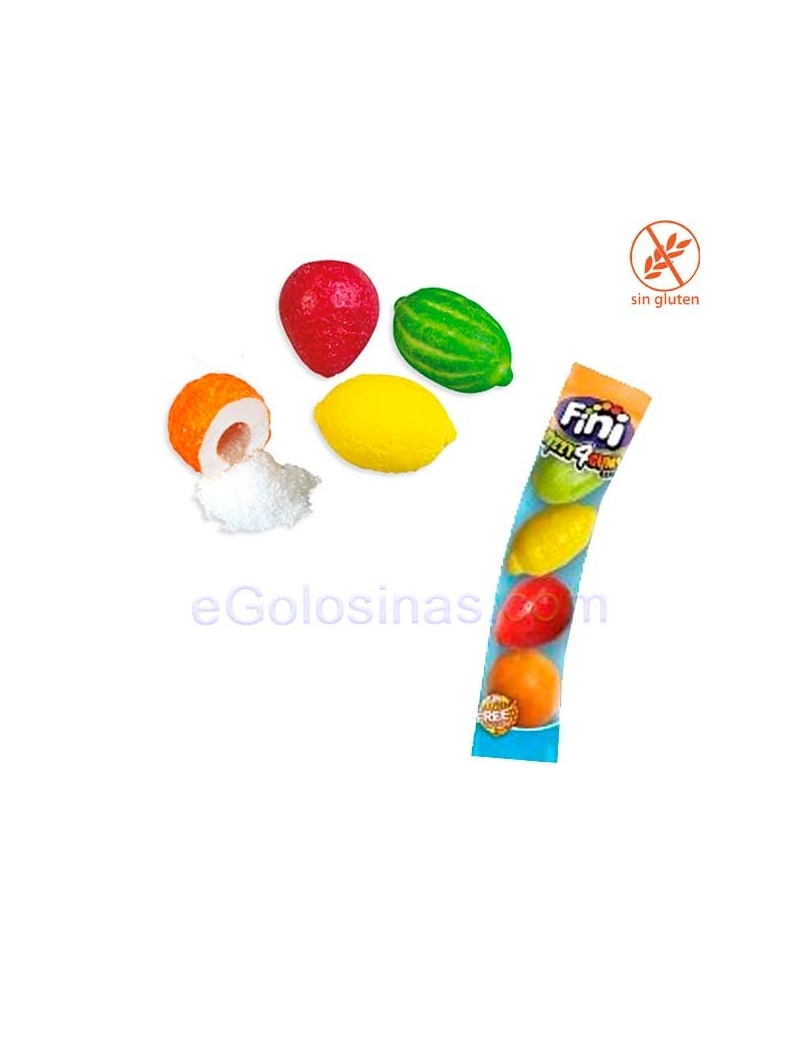 PACK 4 CHICLES MACEDONIA FIZZY 50uds FINI