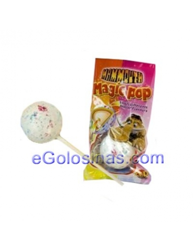 MAGIC POP MAMUT ACIDO BOLAZO 18uds