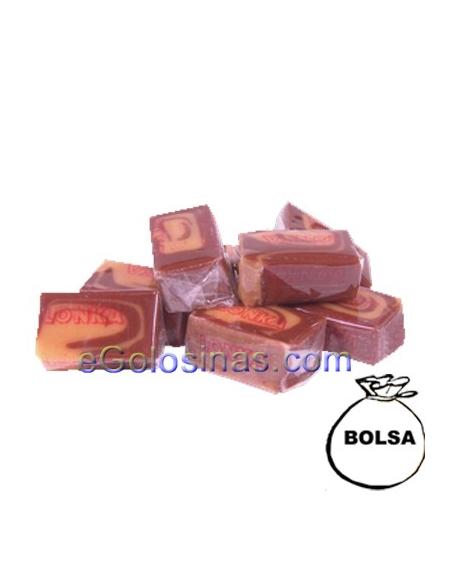 LONKA CARAMELO LECHE CHOCOLATE 1 kg