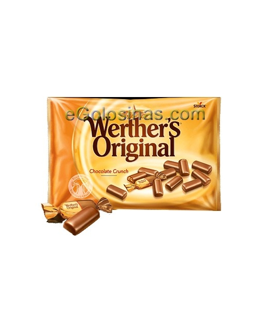 WERTHER´S CRUNCH CHOCOLATE 1Kg