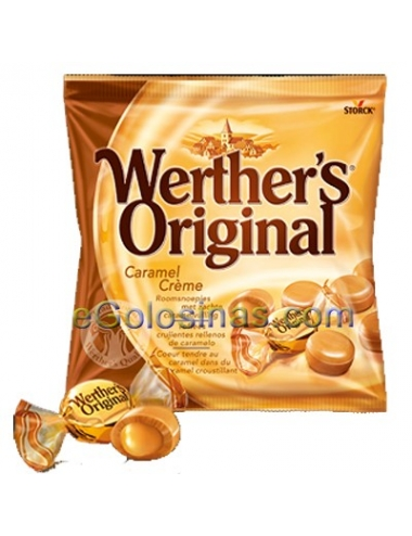 WERTHER´S CARAMELO CREME 1Kg
