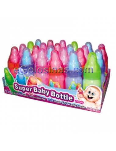 SUPER BABY BOTTLE BIBERON 24uds AUSOME