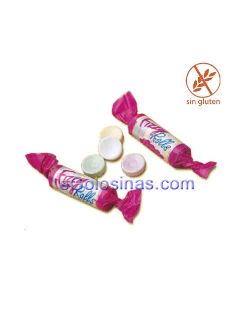 PASTILLAS MINI FIZZ ROLL 300uds