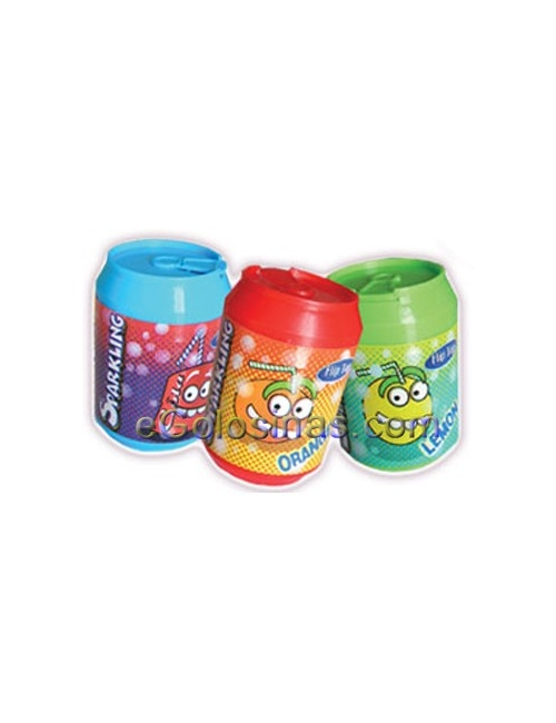 BOTE SIDRAL SPARKLING 50uds TOP CANDY