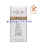 CHOCOLATE 50% BITTER 85gr de SIMON COLL 10uds