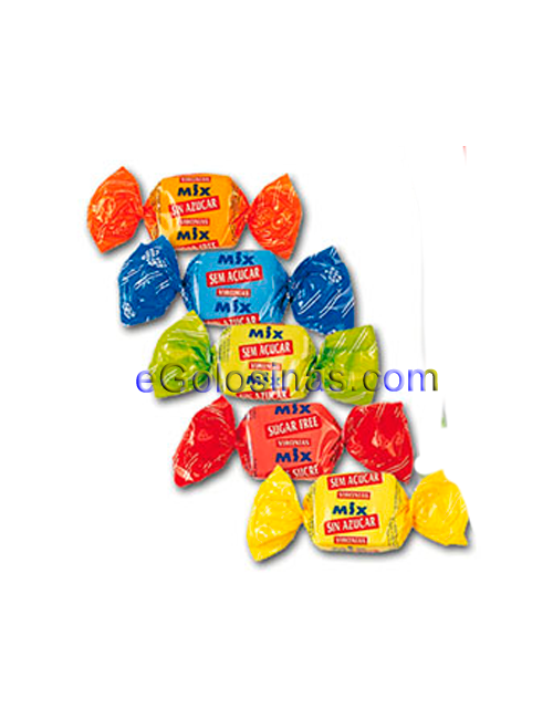 MASTICABLE MIX Sin azucar 1Kg VIRGINIAS