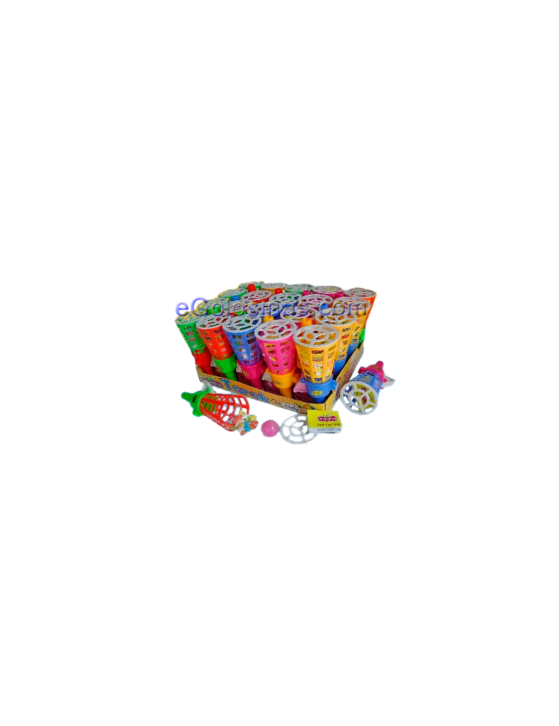 CANASTA TORCH CANDY 30uds FANTASY TOYS