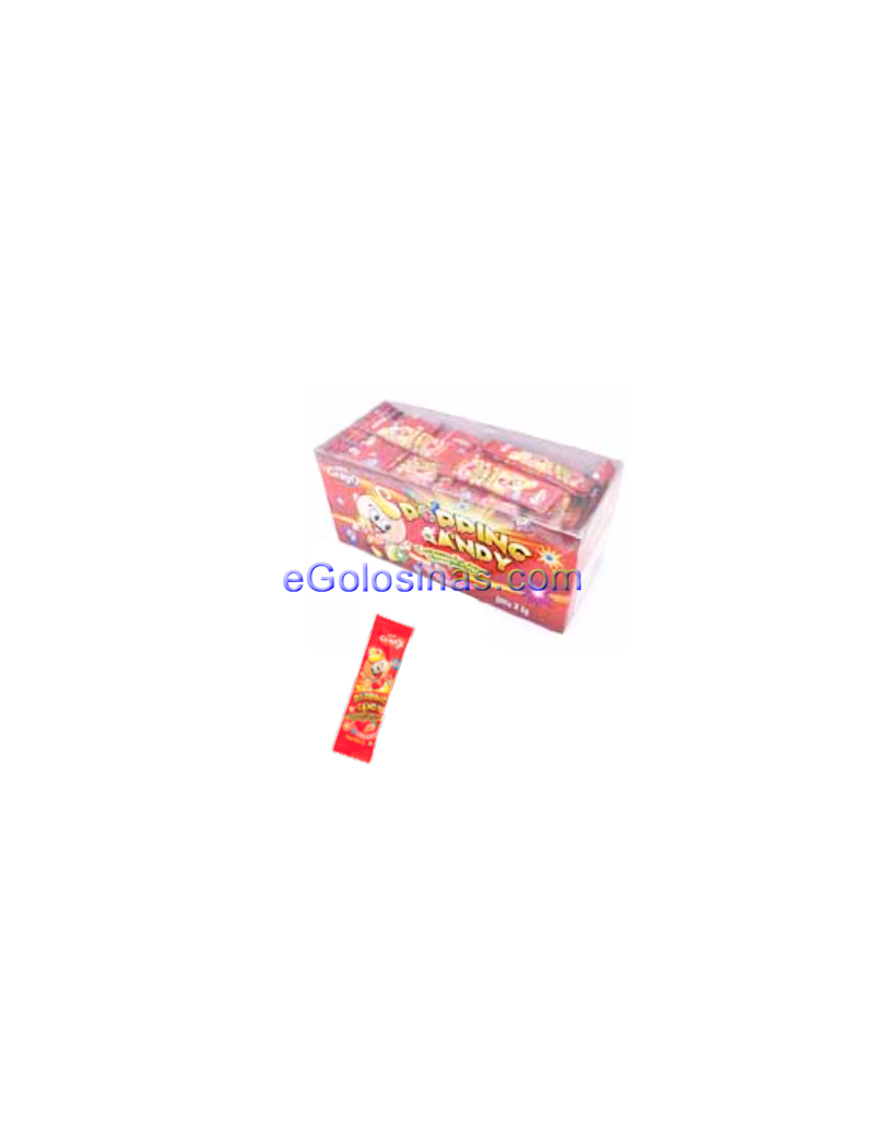 POPPING CANDY PETA 200uds GERIO