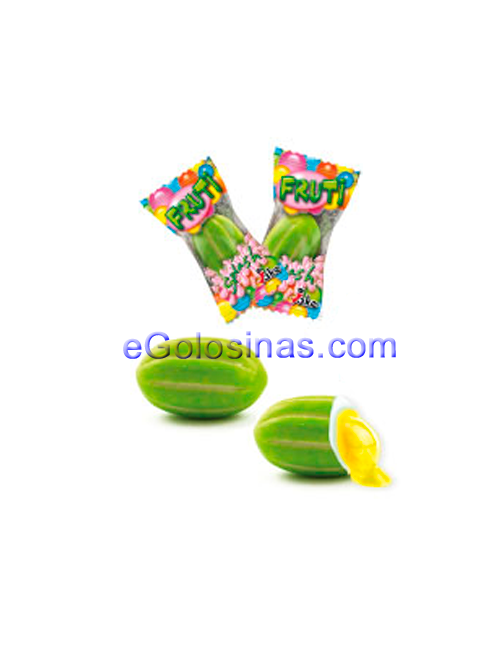 CHICLE MELONES RELLENOS 200uds JAKE
