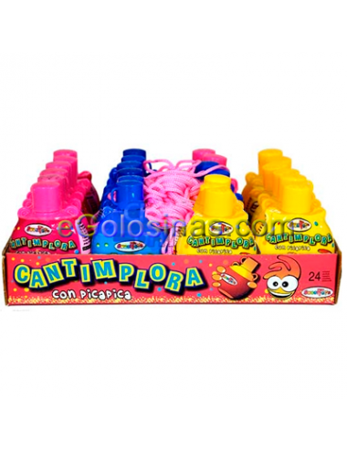 CANTIMPLORA CON PICA PICA 24uds SWEET TOY