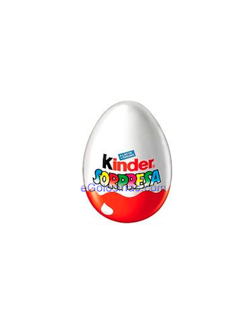 HUEVOS CHOCOLATE KINDER 72uds