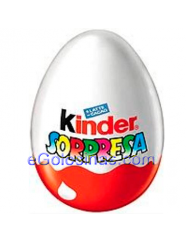 HUEVOS CHOCOLATE KINDER 36uds