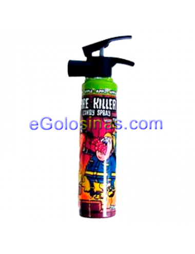 SPRAY EXTINTOR 15uds