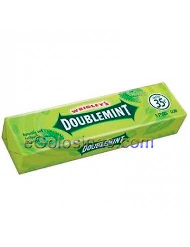 CHICLE DOUBLEMINT 7 LAMINAS...