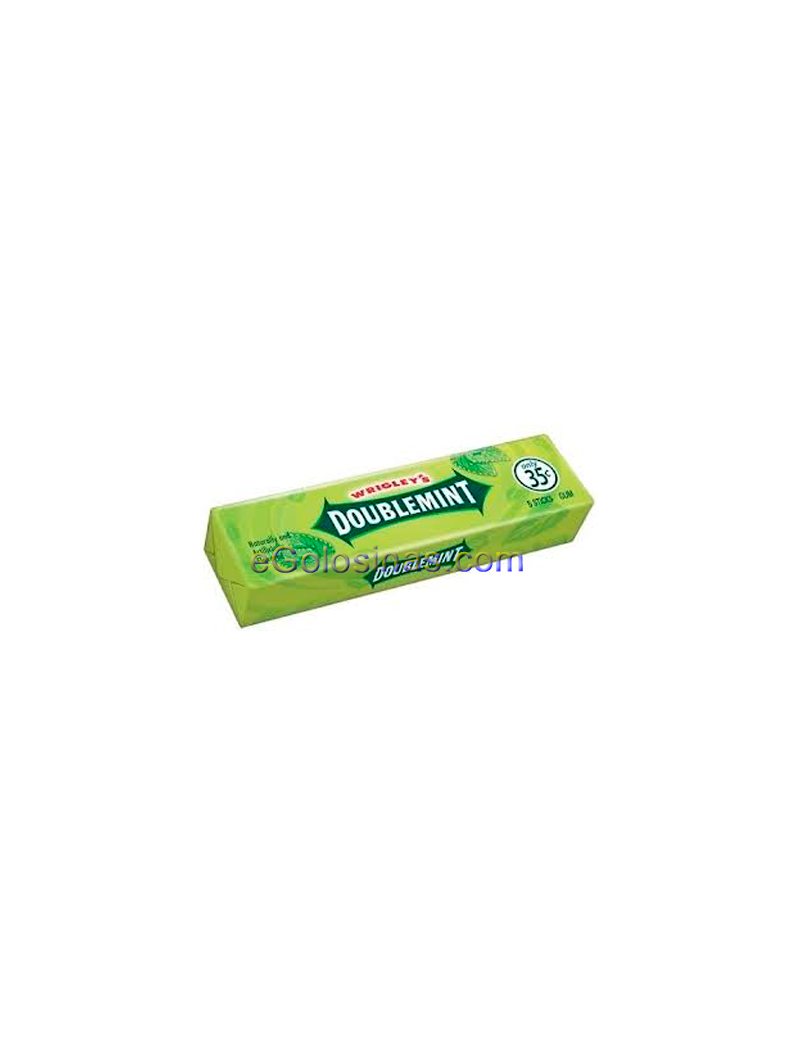 CHICLE DOUBLEMINT 7 LAMINAS 20uds