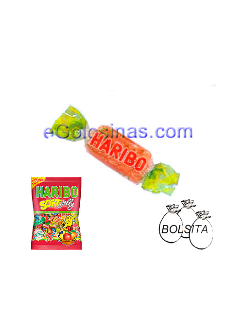 SOFT JELLY 18 bolsitas HARIBO