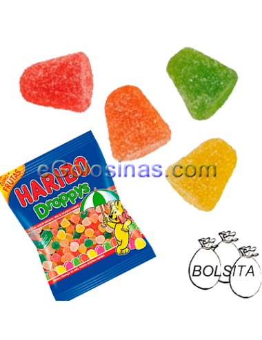 DROPPY GOMINOLAS de HARIBO...