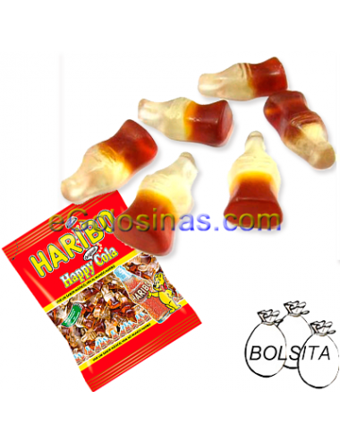 HAPPY COLA de HARIBO 18...