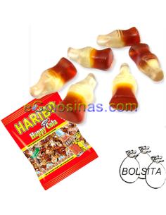 HAPPY COLA de HARIBO 18 Bolsitas de 100gr
