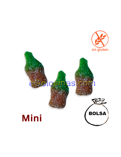 MINI BOTELLAS COLA de FINI 1Kg