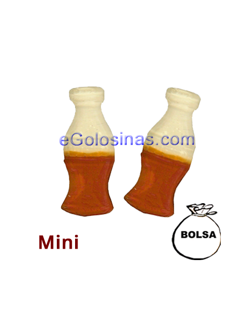 MINI COLA BRILLO 1kg de HARIBO