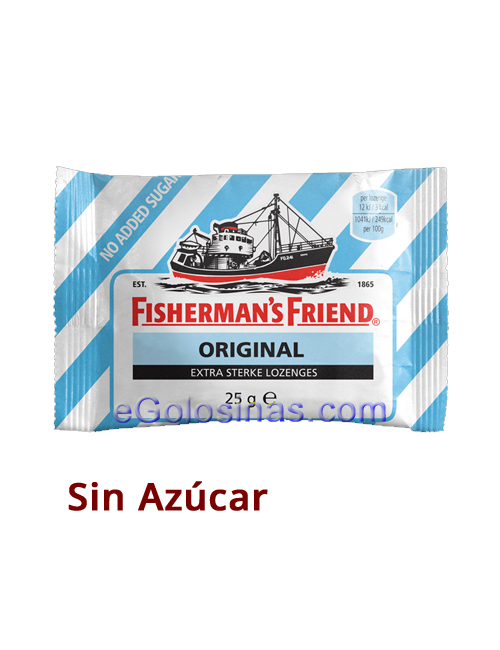 FISHERMAN'S EXTRA FUERTE 12uds. Sin Azucar