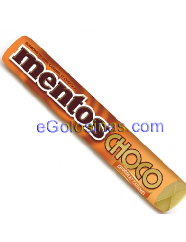 MENTOS CHOCOLATE 24uds