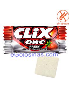 CLIX ONE sabor FRESA...