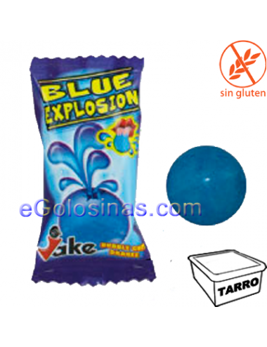 CHICLE BLUE EXPLOSION COLA...