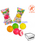 CHICLE FRUTTI 200uds JAKE