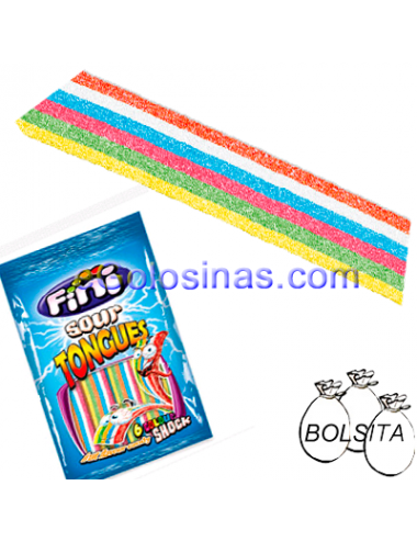 Lenguas Multifruit 12uds...