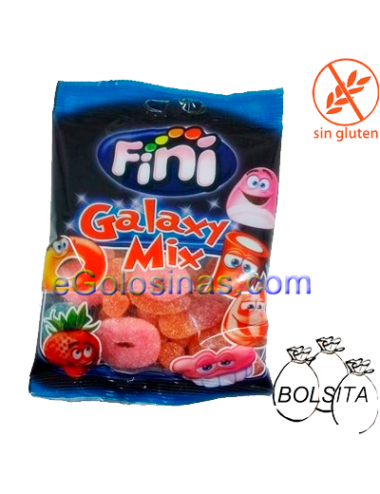 Galaxy Mix Azucar 12uds 100gr FINI
