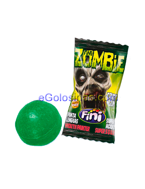 CHICLE ZOMBIE PINTALENGUAS 200uds FINI