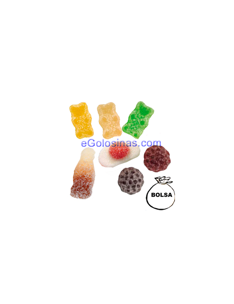 COCKTAIL PICA 1kg HARIBO