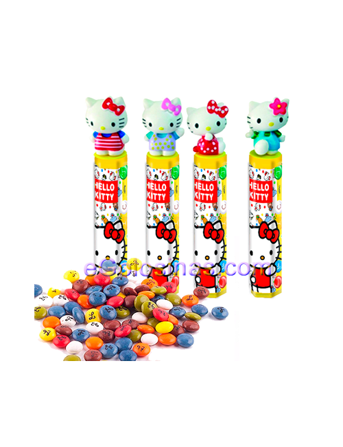 LACASITOS TOYS HELLO KITTY 16uds