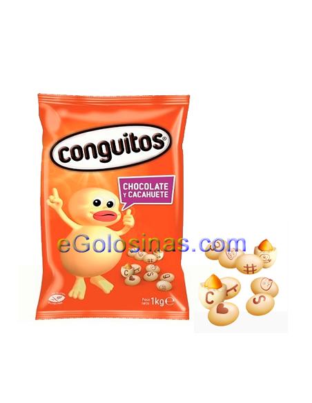 CONGUITOS BLANCOS 1Kg