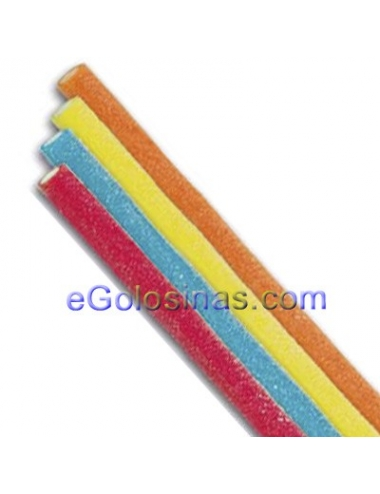 CHURRITOS PICA ARCO IRIS 200uds JAKE