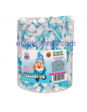 CHUPA MINI PITUFOS PICA 150 uds Sugar Magic