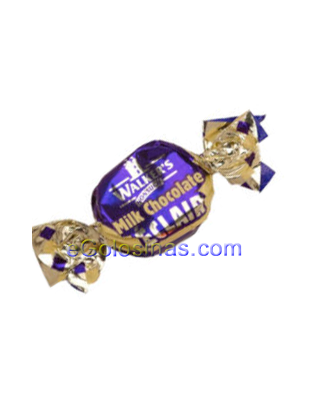 CARAMELO MILK CHOCOLATE ECLAIR 1Kg WALKER