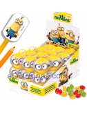 BOLAS PLASTICO MINIONS 24uds COOL CANDIES