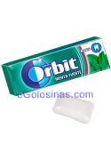 ORBIT GRAGEA sabor MENTA FUERTE 30uds. Sin Azucar