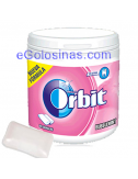 ORBIT GRAGEA BOX BUBBLEGUM 6uds Sin Azucar