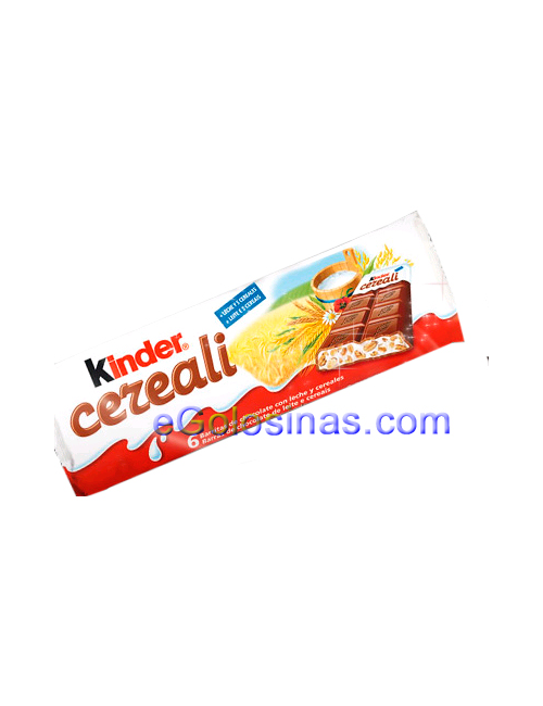 CEREALI de KINDER 40uds
