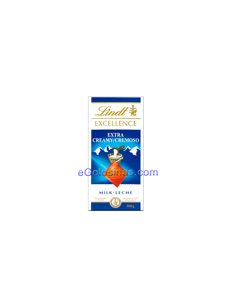 TABLETA EXCELLENCE CREMOSO  100gr Lindt