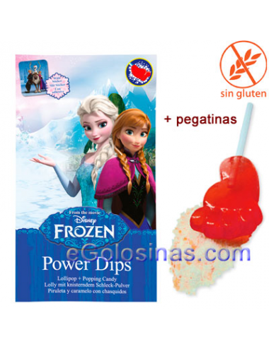 SOBRES FROZEN POWER DIPS 36uds