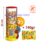 DISPENSADOR LACASITOS con 190gr 1uds