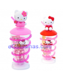 VASO CARAMELOS HELLO KITTY 8uds